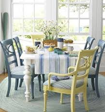yellow dining room ideas 100 best dining tables chairs chalk paint ideas images on
