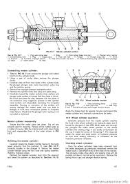 brakes fiat 500 1967 1 g workshop manual