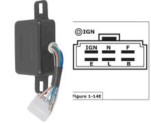 external voltage regulator for denso applications ig n f e l