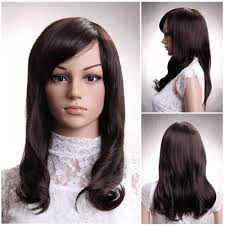 asian woman u0027s wig maroon long straight hair japanese sweet