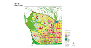 Nanjing China Map by Brearley Architects U0026 Urbanists Rips In The Fabric By Place