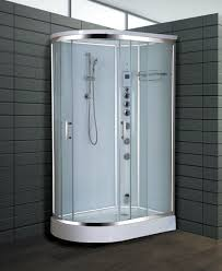 1001now 09002r w corner shower enclosure with hydro massage jets
