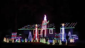 christmas lights in alabama man s christmas lights display has clark griswold s beat abc news