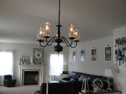 Dining Room Chandelier by 100 Mason Jar Table Lamp W T Kirkman Hurricane Lamp