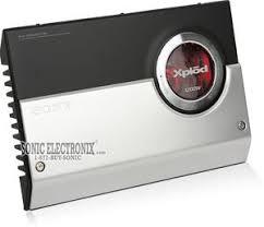 sony xm 2002gtw xm2002gtw 1200w max 2 1 channel amplifier