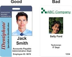 How To Make Employee Id Cards - employee id card identiphoto specialists in identification