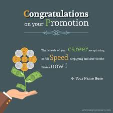 congratulations promotion card write name on congratulations on your promotion greeting picture