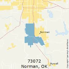 oklahoma zip code map best places to live in norman zip 73072 oklahoma