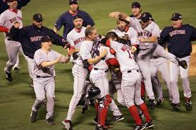 sox end 86 year curse with 2004 world series win cards