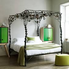 Forest Canopy Bed Great Forest Canopy Bed With Desert Wood Designs Uniquely
