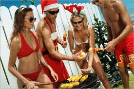 what is it like to celebrate christmas in australia during the