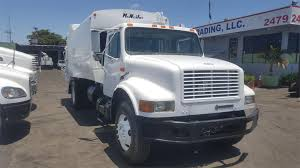 used garbage trash trucks available for sale