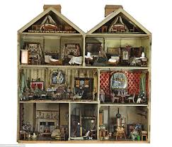 Dolls House Furniture Sets Beautiful Victorian Dolls U0027 House Set To Sell At Gloucestershire