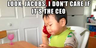 Business Kid Meme - this baby is business adorable huffpost