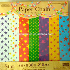 Birthday Home Decoration Retro Vintage Happy Birthday Paper Chain Bunting Kids Party Home