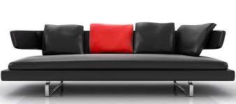 ledercouch design ledercouch luxus möbel im wohnzimmer