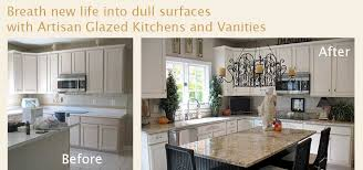 Designs By Deborah Decorative Painting Service - Faux kitchen cabinets