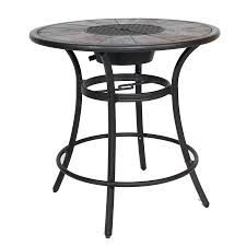 High Chair Patio Furniture Patio Ideas Patio Furniture Tall Table And Chairs Outdoors