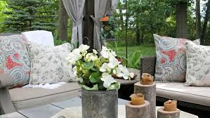 How To Make Patio How To Make Your Own Outdoor Pillows Angie U0027s List