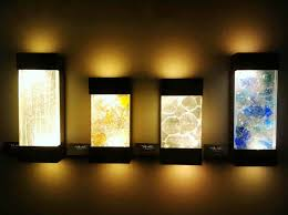 Art Lights Fresh Design Modern Decorative Wall Lighting Colorful Light Art