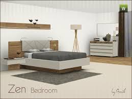 zen bedroom set gosik s zen bedroom