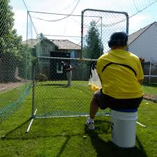 jugs sports free standing sports cage