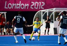 Paralympics Blind Football Paralympic Draws For Football 7 A Side Revealed