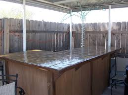 Homemade Bar Top Homemade Patio Bars Cowgirl U0027s Country Life Building My Outdoor