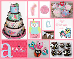 owl birthday party owl birthday party ideas owl themed birthday party for