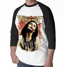 bullet for my valentine dead mens raglan t shirt