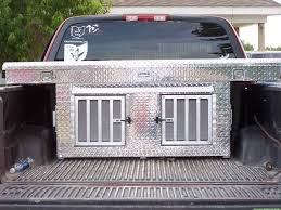 Truck Bed Dog Crate Best Truck Accessories For Bird Hunters Husky Liners