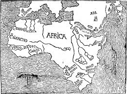Ancient Africa Map by Atlas Of Africa Wikimedia Commons