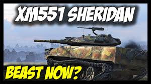 world of tanks tier 10 light tanks xm551 sheridan beast tier 10 usa light tank world of tanks