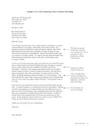 sample it cover letters gallery cover letter sample