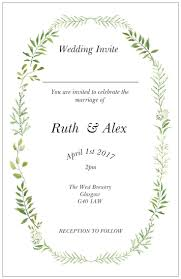 vistaprint wedding invitations wedding invitations best vista print wedding invitation photo