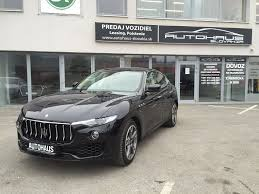maserati levante blacked out maserati levante diesel for 69 900 00 u20ac autobazár eu