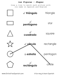 free worksheets colors in spanish worksheet free math