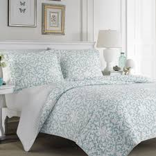 Laura Ashley Bedroom Furniture Collection Ashley Lifestyles Mia Reversible Quilt Set