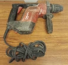 99970 hilti te5 rotary hammer drill ebay