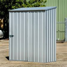Absco Awning Absco Spacesaver 5x3 Tool Shed Za15081sk On Sale Now