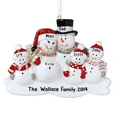 personal creations personalized we u0027re expecting family ornament