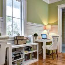 Wainscoting Office Coastal Home Office Photos Hgtv