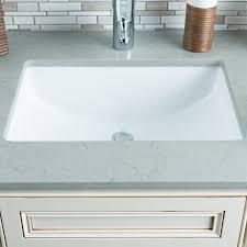 Ceramic Kitchen Sink Sale by Hahn Ceramic Bowl Rectangular Undermount Bathroom Sink With