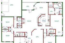5 bedroom floor plans 30 best one story house plans single floor house plans best one
