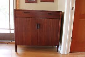 mid century console cabinet purging pottery barn from a mid century modern mid century modern