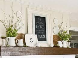room creative mantel decorating interior design for home