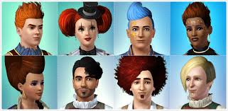 hair color to download for sims 3 hair store the sims 3
