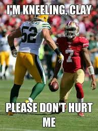 Funny Packer Memes - every player on the packers is better than any player of the bears