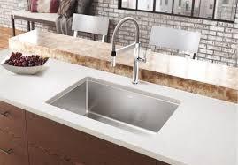 undermount stainless steel kitchen sink blanco 521484 quatrus r15 large single bowl undermount stainless