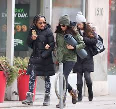 Meghan Markle Toronto Address by Meghan Markle With Her Mom Going To Yoga 10 Gotceleb